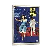 TONGDIAN West Side Story Leinwand-Poster, Motiv: Jerome