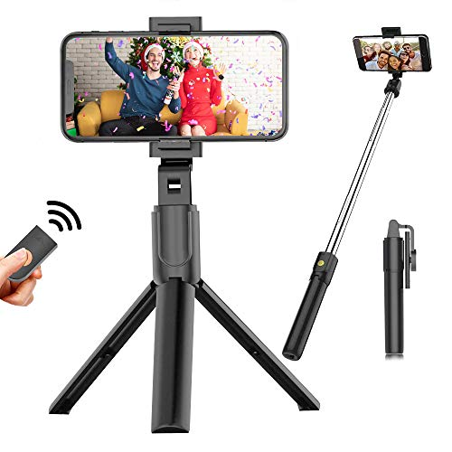(50% OFF Coupon) Portable Selfie Stick $9.49