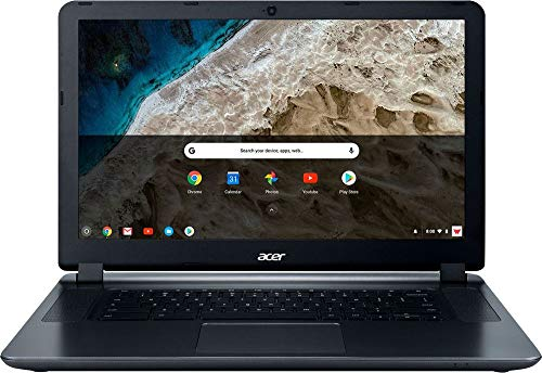 Acer Chromebook 15 CB3-532-C8DF, Intel Celeron N3060, 15.6' HD Display, 4GB LPDDR3, 16GB eMMC, 802.11ac WiFi 5, Google Chrome