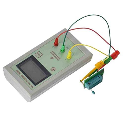 F Fityle Probador de Capacitores de Transistores NPN PNP Inductor de Resistencias de Diodos de Transistores