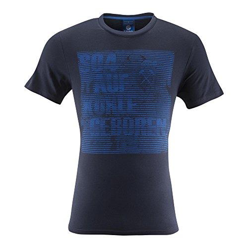 FC Schalke 04 Herren T-Shirt Confused Marine (XXXL)