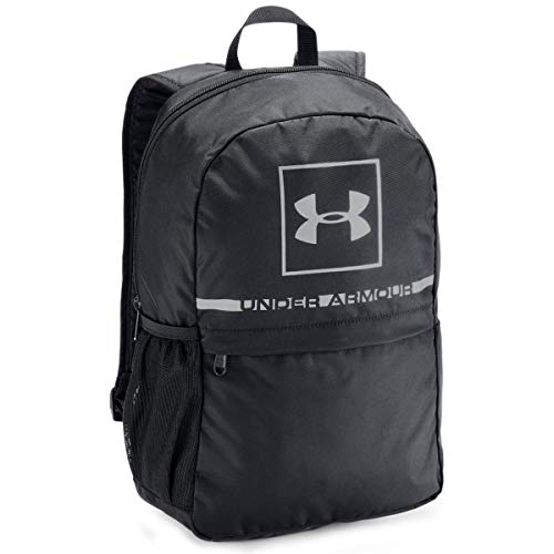 Under Armour Project 5 BP Rucksack, Schwarz (Black / Black / Silver (003)), One Size