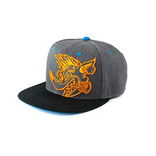 Crash Team Racing Face Snapback [Importación alemana]