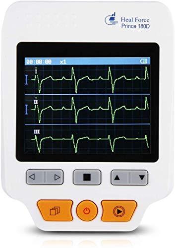 L&F EKG-Gerät Start Dynamische Elektrokardiograf 24-Stunden-Überwachung beweglicher Kleiner Recorder