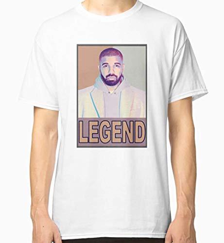 Drake Legend 6 OVO Klassisches T-Shirt für Männer und Frauen, volle Größe.