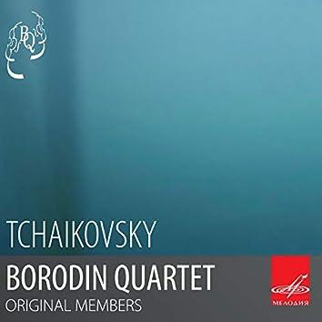 Borodin Quartet Performs Tchaikovsky
