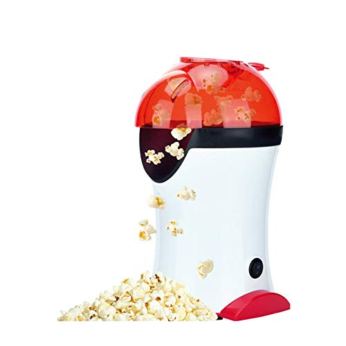 Lowest Prices! LAHappy Popcorn Maker Machine Hot Air Popcorn Maker with Measuring Scoop No Oil for M...