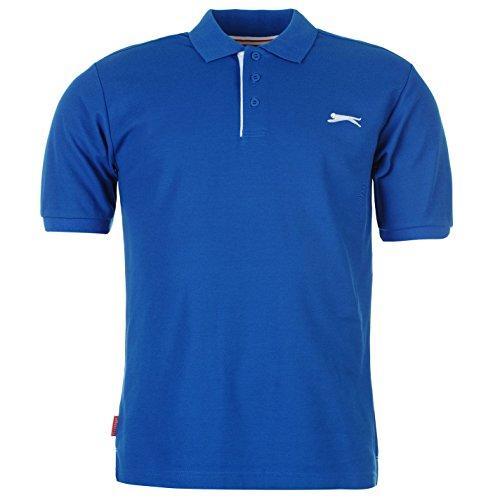 Slazenger Poloshirt Royalblau M