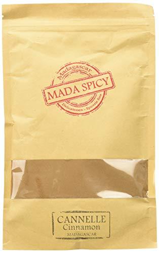 """Canela """"ceylan"""" en polvo de Madagascar 220g """"Alta Calidad"""". Bolsita eco cierre zip."""