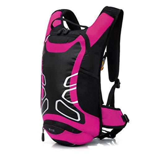 Sale!! TOYANDONA Bladder Bag, 12L Waterproof Rucksack, Ultralight Backpack, Outdoor Water Bag for Me...