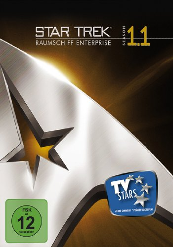 Raumschiff Enterprise - Staffel 1.1 (4 DVDs)