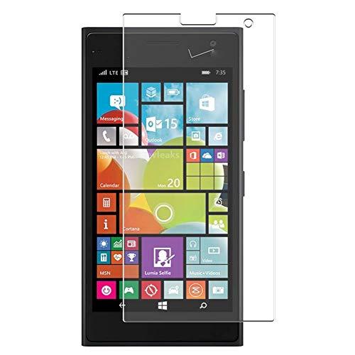 Vaxson 4 Stück Schutzfolie, kompatibel mit NOKIA Lumia 735 730, Bildschirmschutzfolie TPU Folie Displayschutz [nicht Panzerglas Hülle Hülle ]