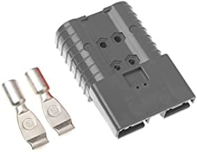 SRE 320 Amp grey 36V connector with AWG 2/0 contacts, Max. 600V/320A, Sold by OEM Xpress