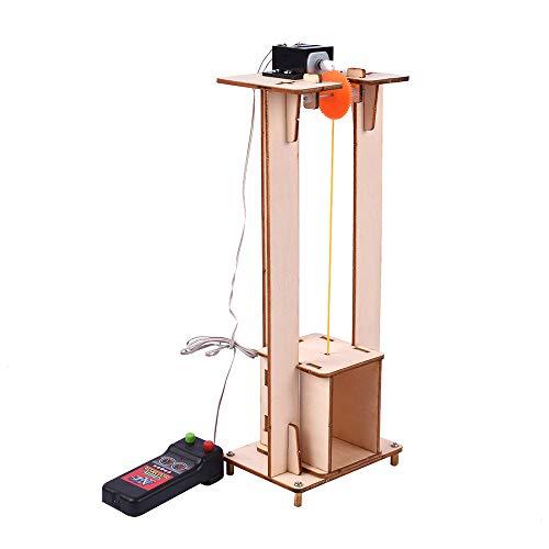 Goolsky Experimente & Forschung Erfindungen Assembled Models Toys Lernwerkzeug Kit-Elevator