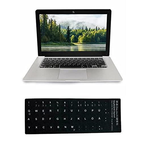 15,6 pulgadas 16: 9 ultrafino de cuatro núcleos 2 + 32g ordenador portátil de oficina de alta definición con teclado alemán