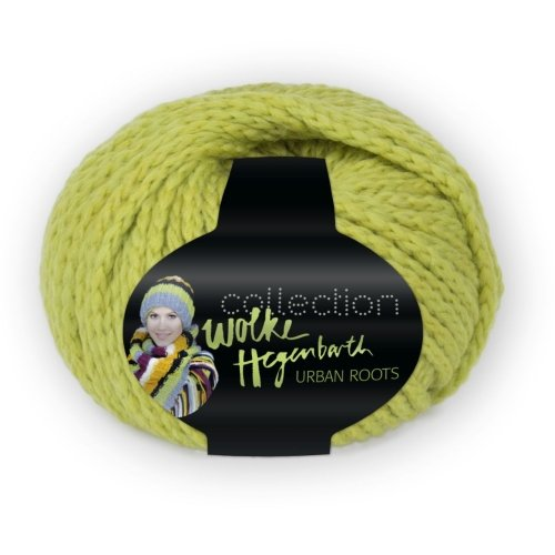 Wolle collection Wolke Hegenbarth - URBAN ROOTS (74 - kiwi)
