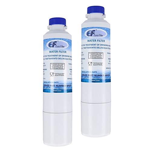 LUTH Premium Profi Parts 2x Wasserfilter Filter für Samsung DA29-00020B DA99-02131B DA29-00020A Side-by-side Kühlschrank