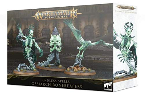 Games Workshop Age of Sigmer: Endless Spells: Ossiarch Bonereapers