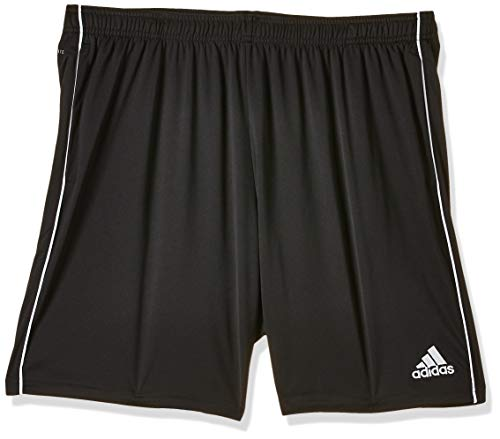 adidas Herren Core 18 Shorts, Black/White, M