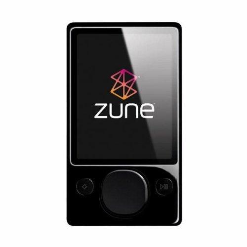 Zune 120 GB Video MP3 Player (Black)