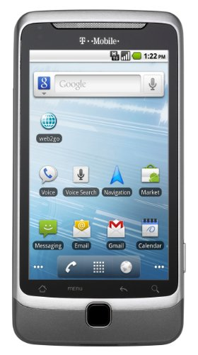T-Mobile G2 with Google Android Phone (T-Mobile)