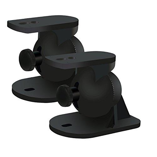 Welsberg 2 piezas 1 par soporte altavoz universal