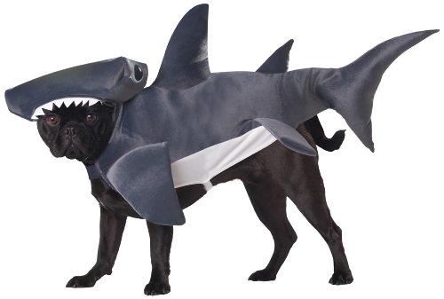 Animal Planet - Disfraz de tiburón con Cabeza de Martillo