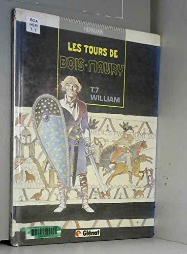 TOURS DE BOIS-MAURY T07 WILLIAM