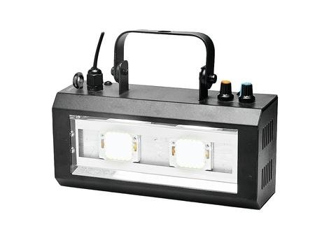LED estroboscopio 230V/40W/Control de música & Auto de Modo–Estroboscopio/Party Blitzer/Flash Luz Efecto–showking