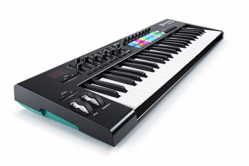 Novation Launchkey USB-Keyboard-Controller für Ableton Live, 49-Tasten MK2 Version