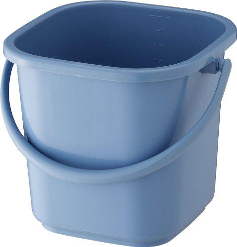 リス バケツ 角型 本体 ブルー 10L ベルク 10KB