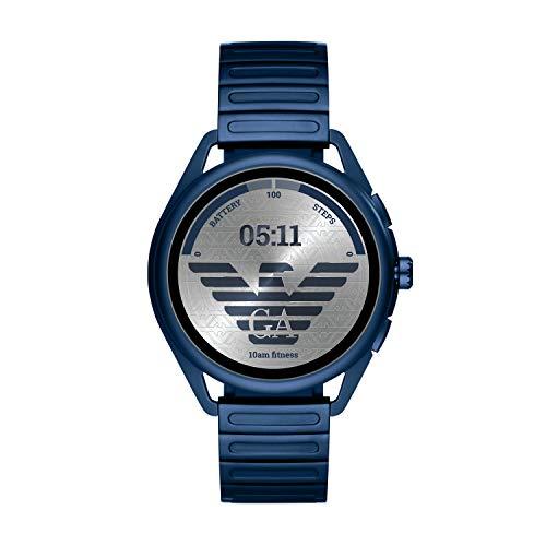Emporio Armani Matteo Digital Black Dial Men's Watch-ART5028