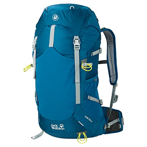 Jack Wolfskin Alpine Trail 40 Volumen 40 moroccan blue