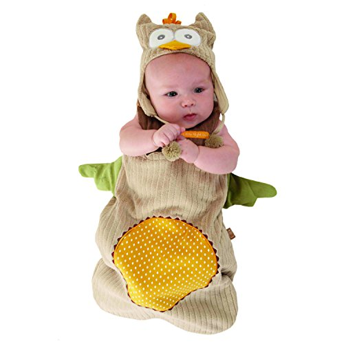 Bebé Aspen Snuggle Saco y Tapa Todo en uno