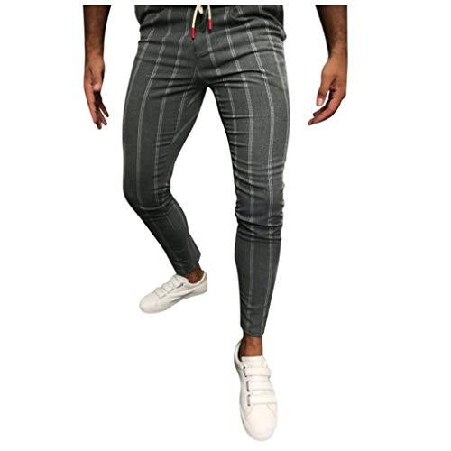 2021 Nouveaux Pantalons de Sport pour Hommes, Loisirs personnalisés, entraînement lâche, Jogging, Pantalons de Sport Confortables en Coton et en Lin