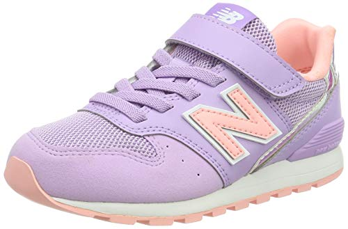 New Balance Unisex 996 Sneaker, Pink (Violet Glo/Guava Glo M1), 39 EU