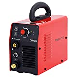 Plasma Cutter, HeroCut 35i Single Phase 110V, 30A Inverter Air Plasma Cutting Machine, IGBT, 4mm Clean Cut, 8mm Max Cut, Easy Cut Car Frame, Carbon Steel, Stainless Steel, Thin Copper, Aluminum