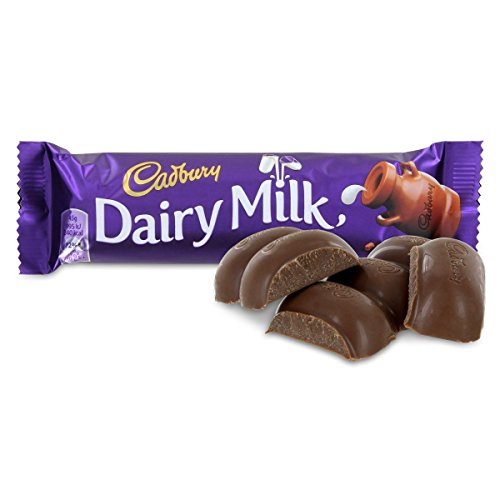 Cadbury Dairy Milk Chocolate Bars, 12-Count
