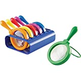 Learning Resources Primary Science Jumbo Magnifiers with...