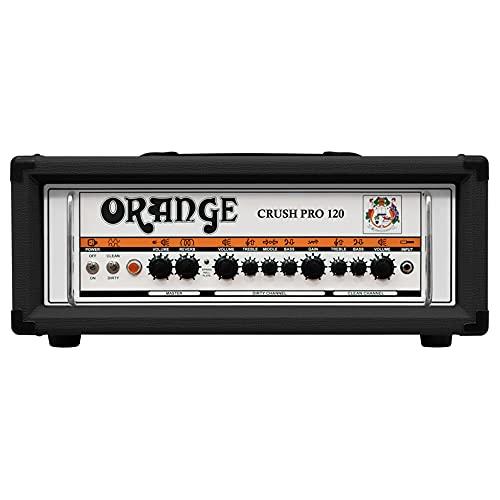 Orange Amplifiers Crush Pro CR120H 120W Guitar Amp Head Black