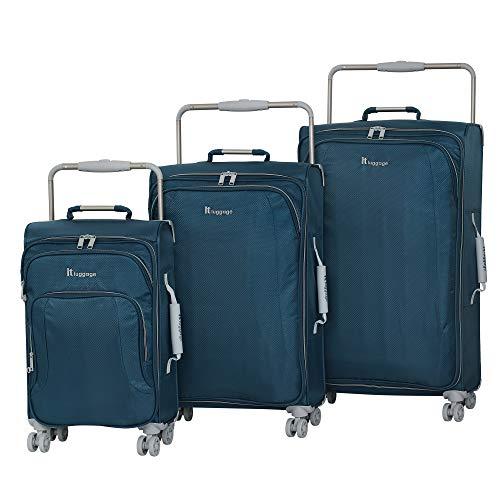 It Bagage Lot de 3 valises Ultra légères New York 8...