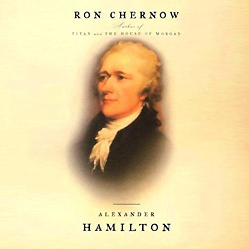 Alexander Hamilton  By  cover art