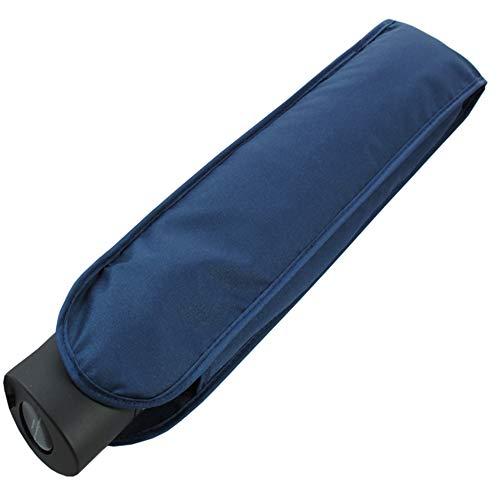 COLLAR AND CUFFS LONDON - Windproof Handy 4cm Flat Umbrella - Reinforced...