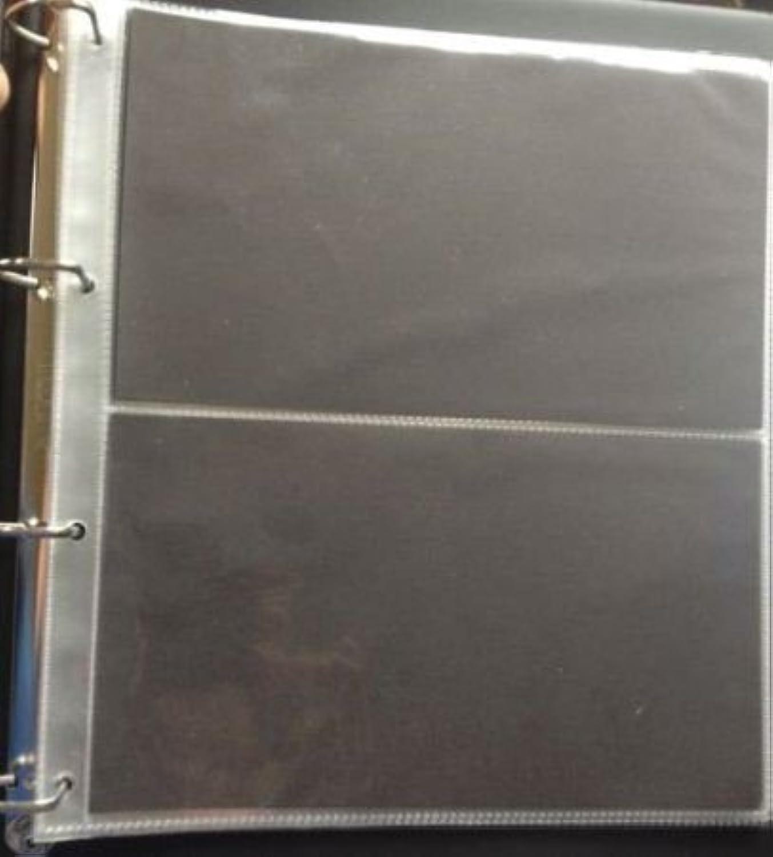 Kestrel Cover Cover Cover Album erster Tag Double Seiten mit Schwarz fügt (100 Stück) B01KFQLBTM | Feine Verarbeitung  1bf661