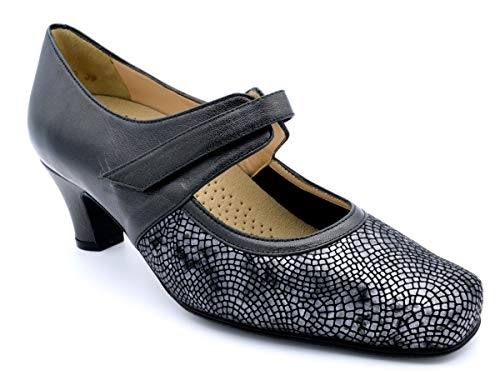 Zapato Vestir para Plantillas Drucker M-24172 Grafito - Grafito, 39