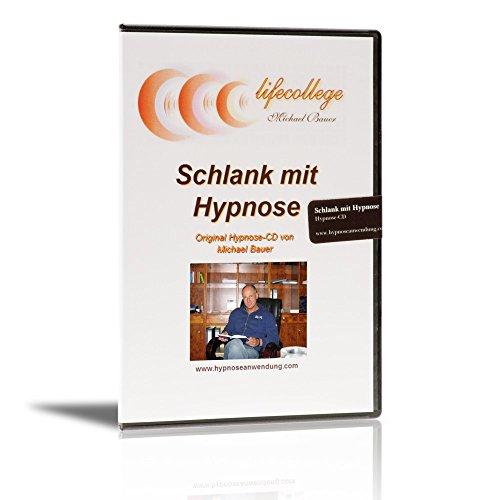 Schlank mit Hypnose - effektiv abnehmen ohne JoJo-Effekt per Hypnose-CD