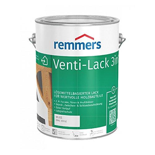 Remmers Venti Decklack - weiß 5ltr