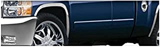 Pack of 4 Coast To Coast CCIFTC145 Polished Stainless Steel Fender Trim