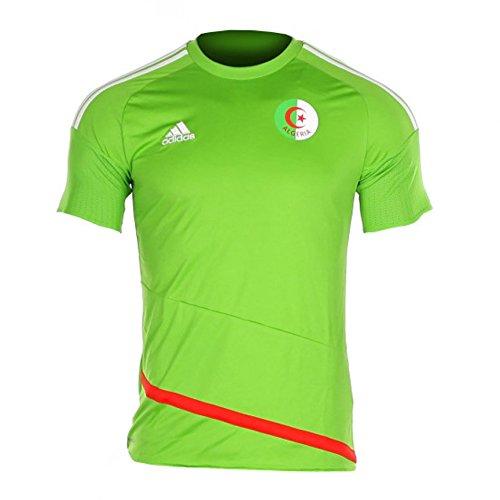 adidas 2017-2018 Algeria Away Football Soccer T-Shirt Trikot