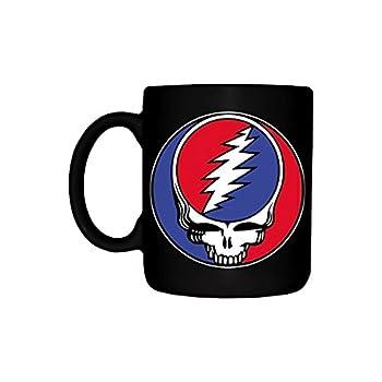 Grateful Dead Steal Your Face Coffee Mug
